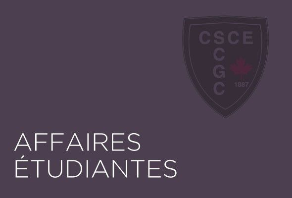SCGC Affaires étudiantes
