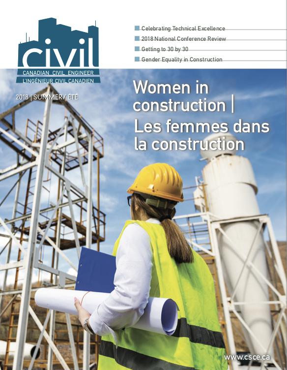 Canadian Civil Engineer   CSCE / SCGC